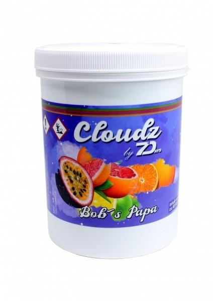 Cloudz by 7Days Dampfsteine - Bob's Papa - 500g