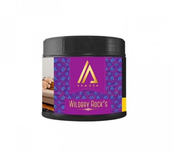 Aamoza Tobacco 200g - Wildbry Rocks
