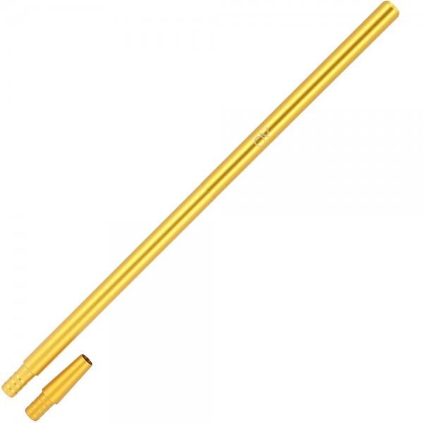 AO Alumundstück Liner XL inkl Schlauchanschluss Matt Gold