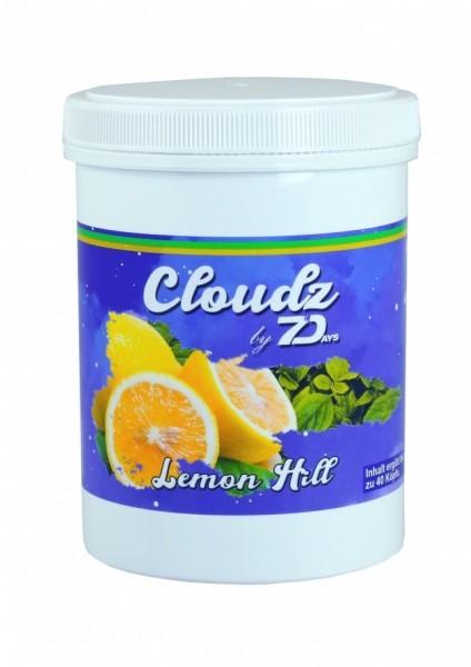 Cloudz by 7Days Dampfsteine - Lemon Hill - 500g