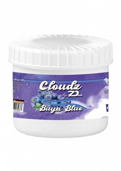 Cloudz by 7Days Dampfsteine - Buya Blue - 50g