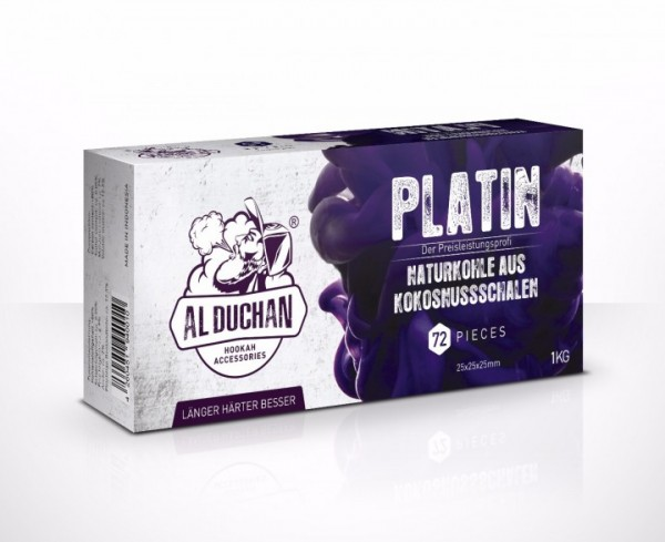 Al Duchan Platin 25er - 1 KG