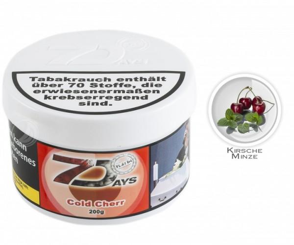 7Days Platin - Cold Cherr 200g
