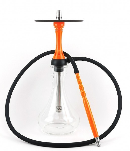 Alpha Hookah Größe X - Orange