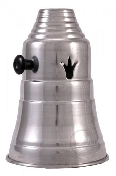 Windschutz Aluminium 19cm