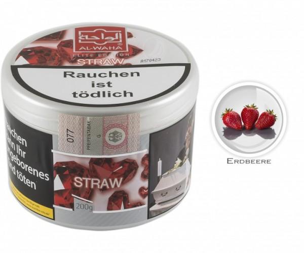 Al Waha Tabak Straw (Dose 200g) - R