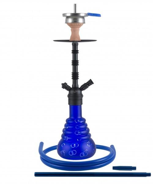 4-Stars 460 - 45 cm - blue - RS black powder
